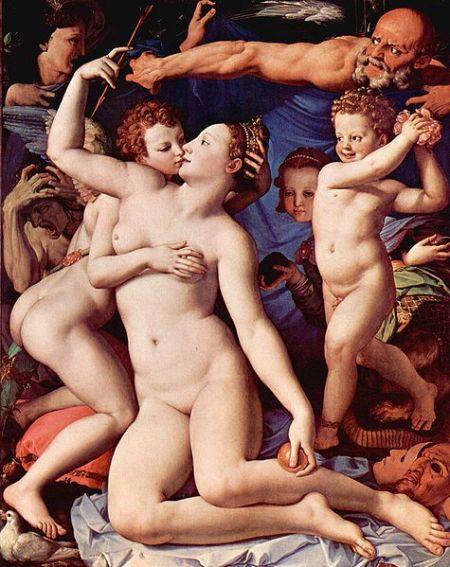 Alegoría del triunfo de Venus