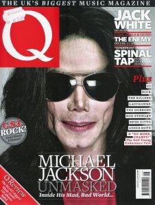 Portada revista Q-music